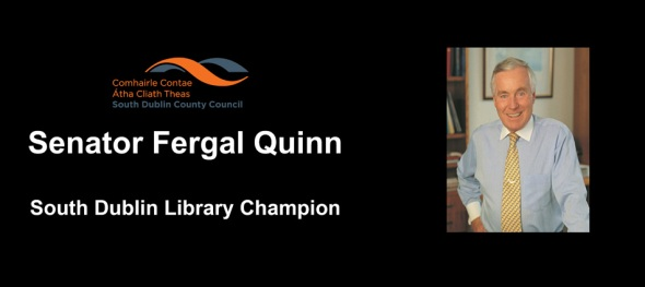 South Dublin Library Champion